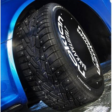 Новые зимние шины от Nokian Tyres.