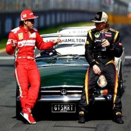Новый шинный регламент Formula 1.