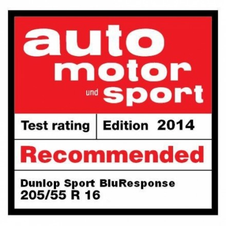 Тест летних шин 2014 года по версии Auto Motor Und Sport.