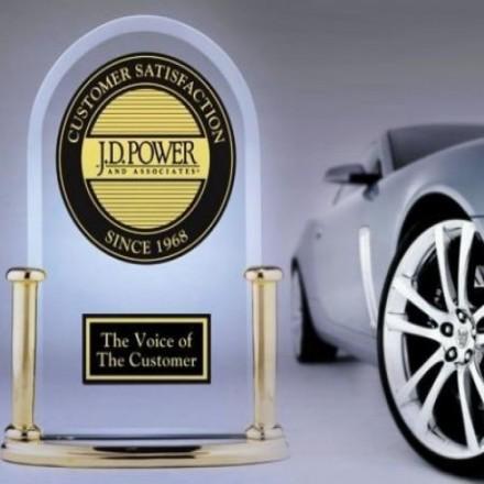 Первичная комплектация автомобилей. Рейтинг брендов шин по версии J.D.Power.