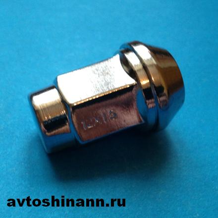 Гайка LS 12x1.5x35-17 конус