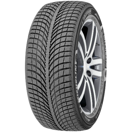Michelin Latitude Alpin 2 LA2 XL 255/60R17 110H