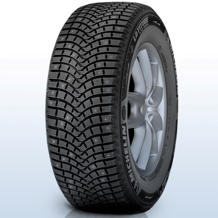 Michelin Latitude X-Ice North 2 LXIN2 GRNX 265/45R21 104T