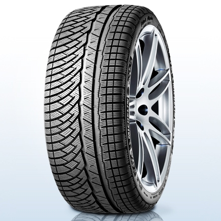 Michelin Pilot Alpin 4 XL 265/35R18 97V